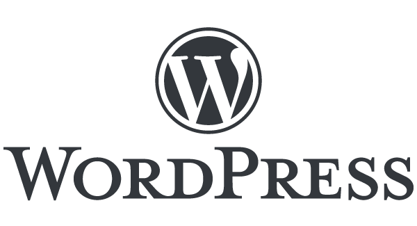 Logo du CMS wordpress.